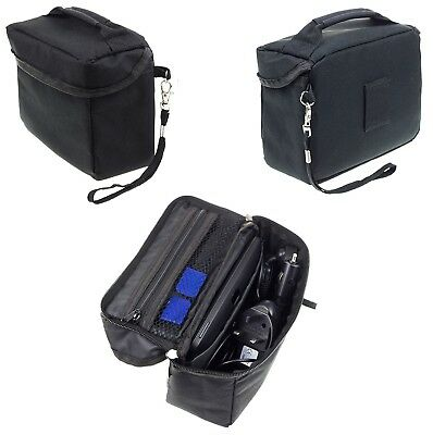 £8.99 • Buy 5 Inch Sat Nav Case Holds All Accessories For TomTom 5'' Garmin 5.1'' Carry Case