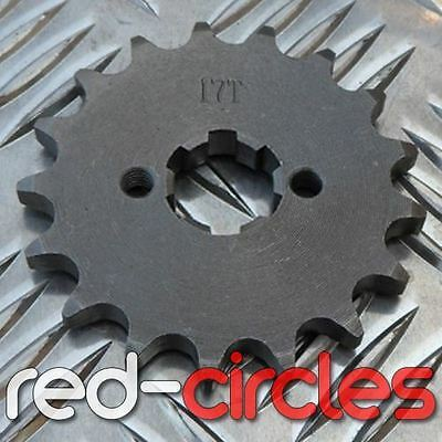 £3.99 • Buy 20mm 17 TOOTH / 428 PITCH PIT BIKE FRONT SPROCKET 140cc 150cc 160cc PITBIKE