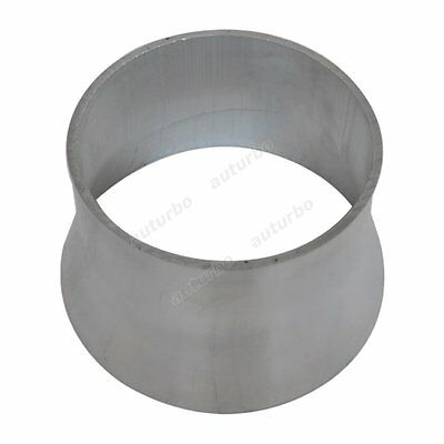 AU45.50 • Buy 5  To 4  OD Weld On Aluminum Reducer Pipe 2mm Thick 3  Long