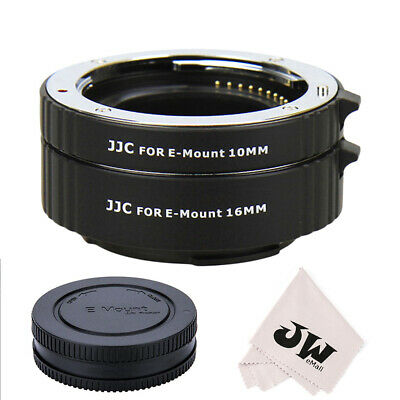 AU52.99 • Buy Automatic Extension Tube Kit For Sony E-mount Lens A6500 A6400 A6300 A6000 A5100