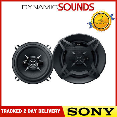 SONY XS-FB1330 3 Way 5.25 Inch 13 Cm 480 Watts Car Van Door Dash Shelf Speakers • 34.45£