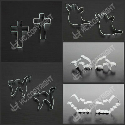 £1.35 • Buy Mult Cute Animal Aluminum Alloy Cutter Cookie Biscuit Mold Sandwich Baking Tools