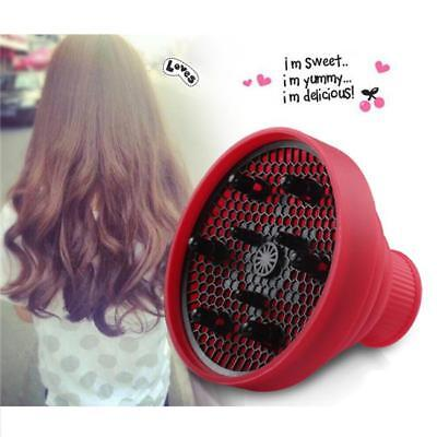 AU11.26 • Buy Silicone Folding Hairdryer Diffuser Hair Dryer Blower Foldable Diffuser Useful G