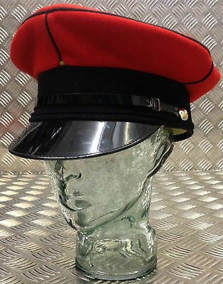£19.99 • Buy Genuine British Army Queens Royal Lancers / QRL Guards Dress Cap / Hat - NEW