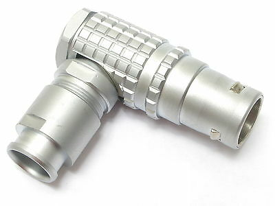 £16.34 • Buy Lemo FHG.3B.316.CLAD12Z 16-Pin Male Right-Angle Connector