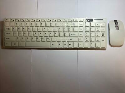 2.4Ghz Wireless Keyboard & Mouse 4 IMAC Late 2006 CD SOFTWARE - MAC OS X LION 10 • 17.99£