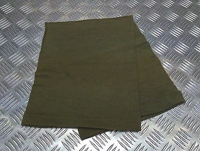 $9.71 • Buy Genuine British Military Issued Green Cold Weather Headover - Cap Comforter 1