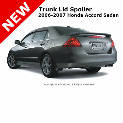 $ CDN158.13 • Buy For Honda Accord 4Dr 06-07 Trunk Rear Spoiler Painted NIGHTHAWK BLACK B92P