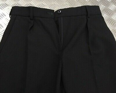 Genuine British Royal Navy & WRNS No.1/2  Trousers Or Slacks RN CPO PO CL1 • 19.99£