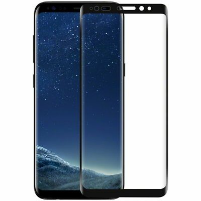 $ CDN6.43 • Buy 2-PACK For Samsung Galaxy Note 8 S8 Tempered Glass Full Cover Screen Protector