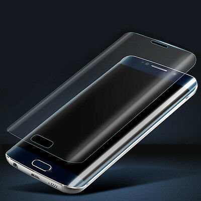 $ CDN2.94 • Buy Full Cover Curved Tempered Glass Screen Protector For Samsung Galaxy S7/Edge S8
