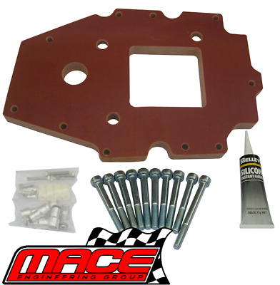 AU310 • Buy 25mm Perf. Manifold Insulator Kit For Holden Commodore Vt Vx Vy L67 S/c 3.8l V6