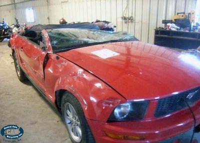 $375 • Buy 05-07 08 09 10 Ford Mustang 7.5  Ring Gear, 3.31 Ratio Rear Axle Assembly 242603