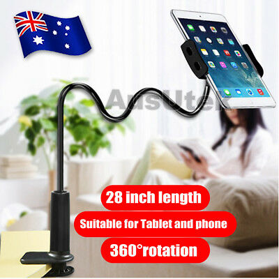 AU13.95 • Buy 360° Rotating Tablet Stand Holder Lazy Bed Desk Mount IPad Air IPhone Samsung