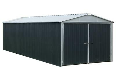 Yardmaster 10x17 Metal Garage, Shed  2.97 X 5.22m  - Assembly Service Available • 831.39£