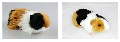 New Plush Cuddly Critters Guinea Pig Soft Toy Teddy Long Or Short Haired • 8.99£