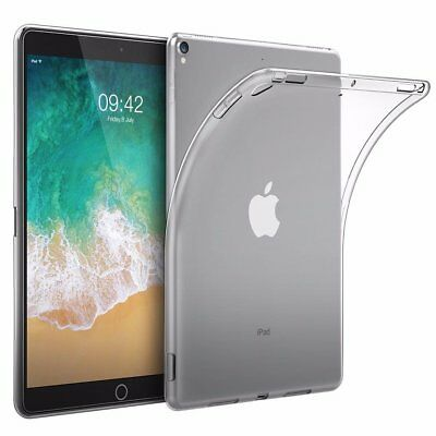 AU14.38 • Buy Clear Transparent Anti Slip Back Case Protector Cover For IPad Pro 10.5  2017