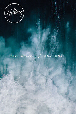 $9.99 • Buy Hillsong • Open Heaven / River Wild [VIDEO DVD] 2015 Sparrow Records  •• NEW ••