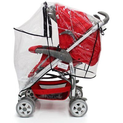 £13.95 • Buy Rain Cover For Quinny Buzz Xtra Cabriofix Travel System Package (Red Rumour)