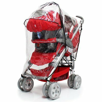 Universal Raincover To Fit Hauck Condor All In One Pushchair, Travel System New! • 9.95£
