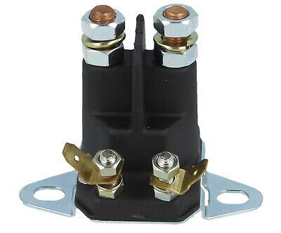 Solenoid Switch Fits MTD Ride On Lawnmower Tractor 4 Pole  • 9.79£