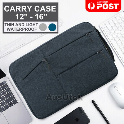 AU17.99 • Buy 13 -15.6  Laptop Bag Carry Case For Dell HP Sony Acer Asus Samsung Toshiba Mac