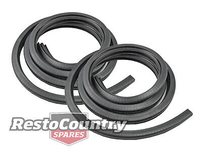 AU80.20 • Buy Holden Torana Side Window Rubber Seal X2 Left +Right LC LJ LX UC COUPE Hatchback