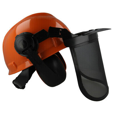 £18.65 • Buy Chainsaw Forestry Helmet Hat & Visor Suitable For Stihl Users