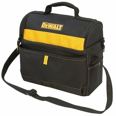 $22.95 • Buy DeWALT DG5540 11-Inch 2-Compartment Insulated Cooler Lunch Bag W/ Carry Handle