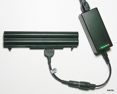 £52.98 • Buy External Laptop Battery Charger For LG LM50 LW40 LW60 LW70 R400 R405, LB52113B