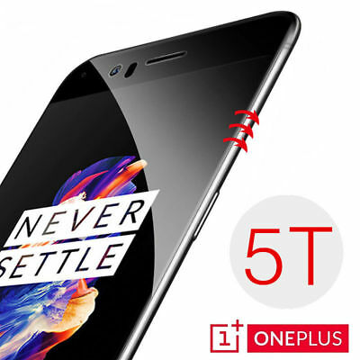 AU3.79 • Buy For Oneplus 5T 5 3T 2.5D 9H Full Cover Tempered Glass Screen Protector Film LOT