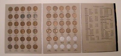$ CDN20.61 • Buy Complete Lincoln Wheat Penny Cent Collection Album 1941 - 1958 P D S Set