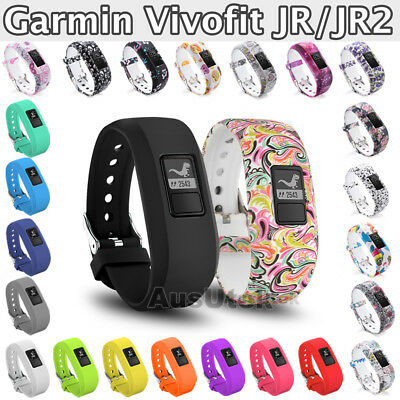 AU4.95 • Buy Replacement Band For GARMIN VIVOFIT JR 2 JUNIOR Fitness Wristband Tracker