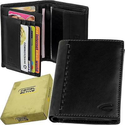 Camel Active Wallet Briefcase Billfold Wallet Purse New • 46.78£