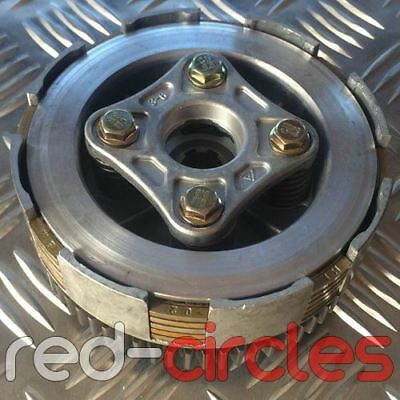 Yx160 / Yx150 5 Plate Pit Bike Complete Clutch Basket & Plates Fits Yx Pitbike • 34.99£