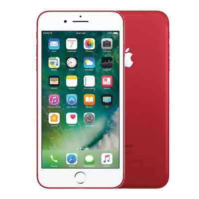 View Details Apple IPhone 7 Plus 128GB  Factory Unlocked  (PRODUCT)RED 4G LTE IOS Smartphone • 424.95$