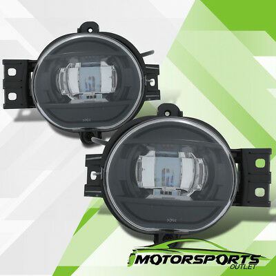 $55.69 • Buy 2002-2008 Dodge Ram 1500 2500 3500 Bright LED Projector Driving Fog Lights Pair