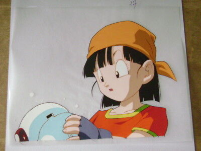 $ CDN111.10 • Buy Dragonball Gt Akira Toriyama Pan Anime Production Cel 8