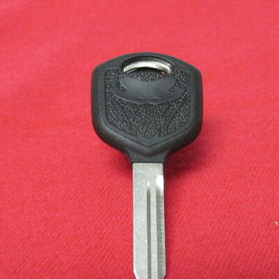 $18.41 • Buy DODGE VIPER SRT Key Blank With Black Viper Head Logo NEW OEM MOPAR