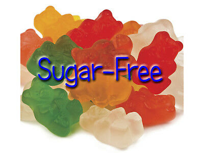 $18.99 • Buy Albanese 2 Lb SUGAR FREE Gummi Bears Gummies Candy Gummy Diabetic Snack