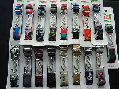 $3.82 • Buy SNAKE BELTS FOR BOYS/GIRLS/CHILDREN,adjust To FIT APPROX. 1-10, LOTS OF PATTERNS