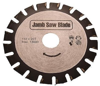 £12.44 • Buy Replacement Undercut Jamb Saw Blade 110mm Flooring Trimmer Cutting Carpet Tools