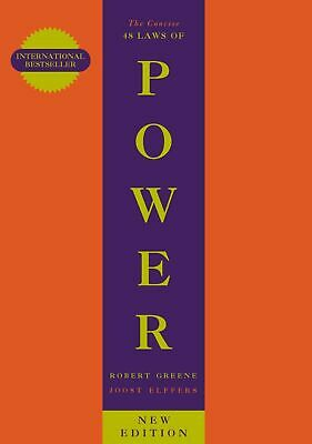 AU26.95 • Buy The Concise 48 Laws Of Power By Robert Greene, Joost Elffers New Book IN STOCK