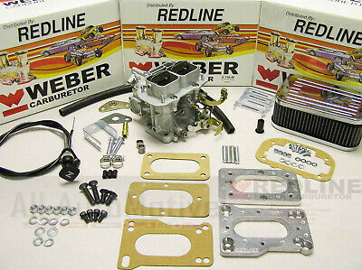 $ CDN374.20 • Buy Toyota Pickup 20R 22R Weber Carburetor Conversion Kit Manual Choke Kit