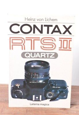 $ CDN27.89 • Buy  Contax RTS II Quartz Laterna Magica Deutsch