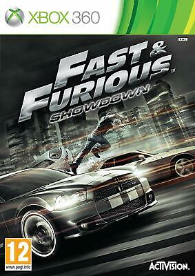 Xbox 360 Game Fast And & The Furious Showdown New • 23.80£