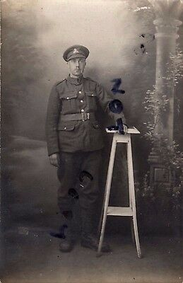 WW1 Soldier Lancashire Fusiliers In France • 12.99£