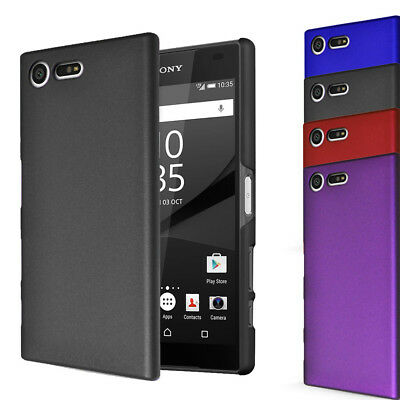 AU5.92 • Buy For Sony Xperia XZ1 Compact - Hybrid Hard Case Slim Thin Clip On Cover