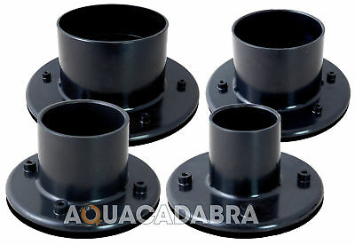 £7.35 • Buy Solvent Weld Flanged Tank Connector Pipe Flange Fitting Liner Koi Filter Pond