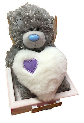 £9.90 • Buy Me To You 6  Plush In With Love From Me To You & Heart Pillow Tatty Teddy Bear